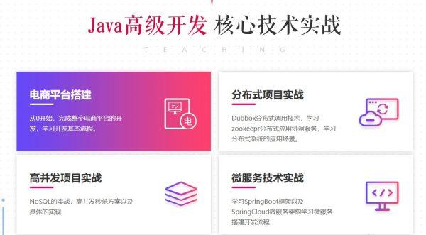 优就业:2019年最新 Java高级开发框架+项目,资料+源码下载