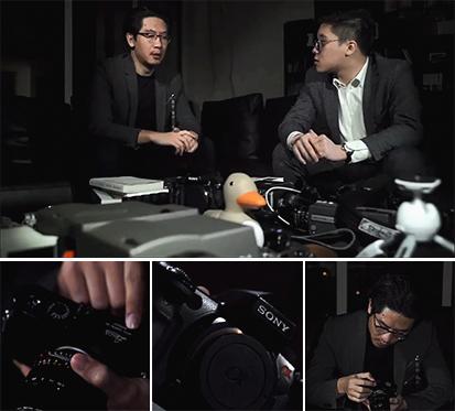 许岑和小姚的摄影教程