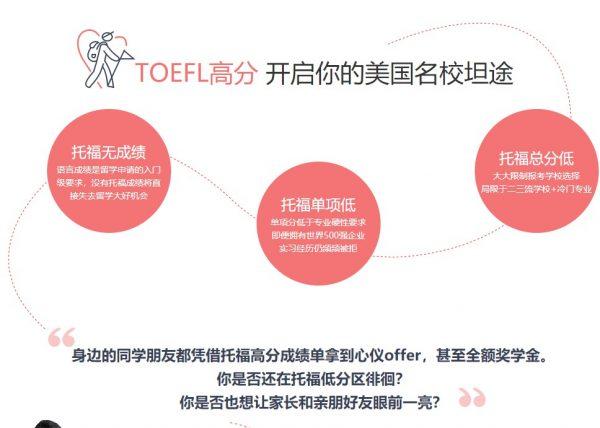 TOEFL高分