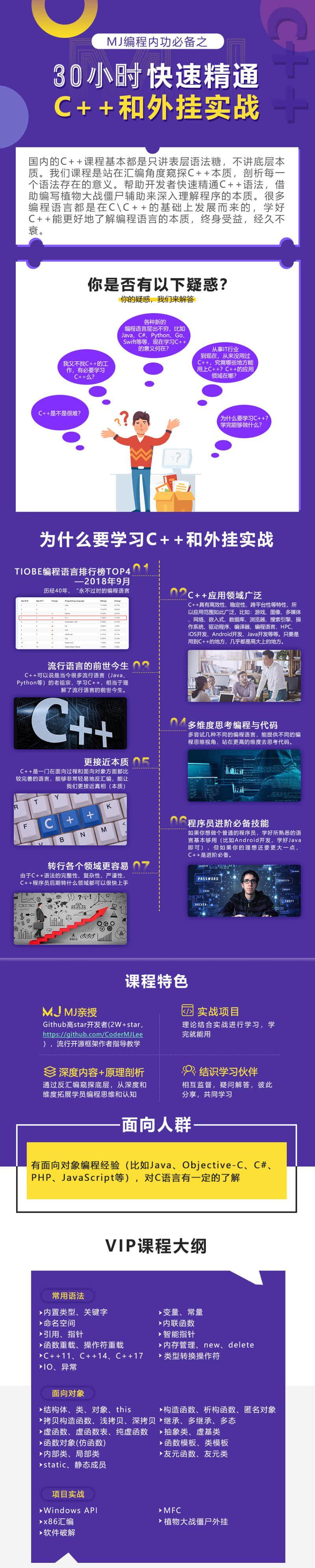 MJ编程内功必备之30小时快速精通C++和WG实战2