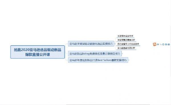亚马逊全球开店数据化选品实操技巧 视频截图