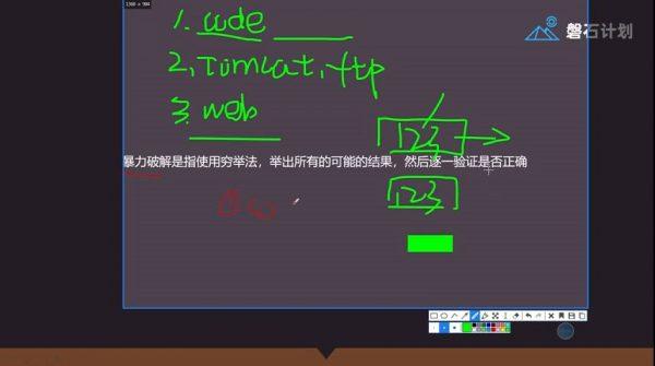 Web安全漏洞与渗透测试 视频截图