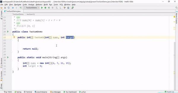 Java大厂面试题第三季 视频截图