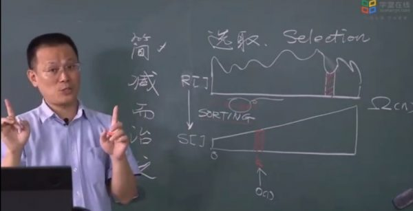 算法训练营(第三期)视频截图
